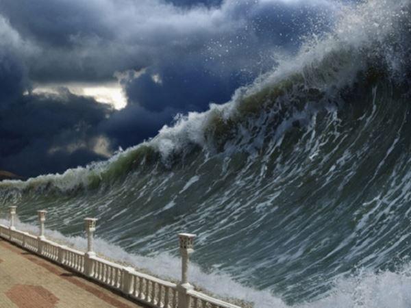Bí ẩn giấc mơ thấy sóng thần? Đánh đề con gì chắc trúng?