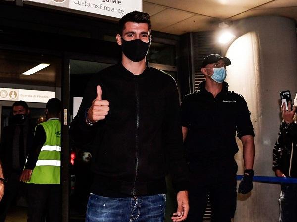Chuyển nhượng 23/9: Alvaro Morata ra mắt Juventus