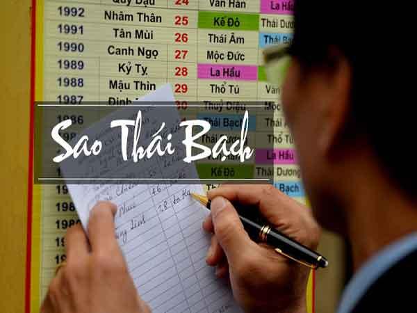 Tìm hiểu khái niệm Sao Thái Bạch là gì?