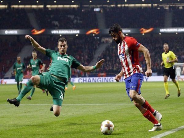 Soi kèo Atletico Madrid vs Lokomotiv Moscow, 03h00 ngày 26/11 - Cup C1