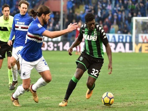 Soi kèo Sampdoria vs Sassuolo, 02h45 ngày 24/12 - Serie A
