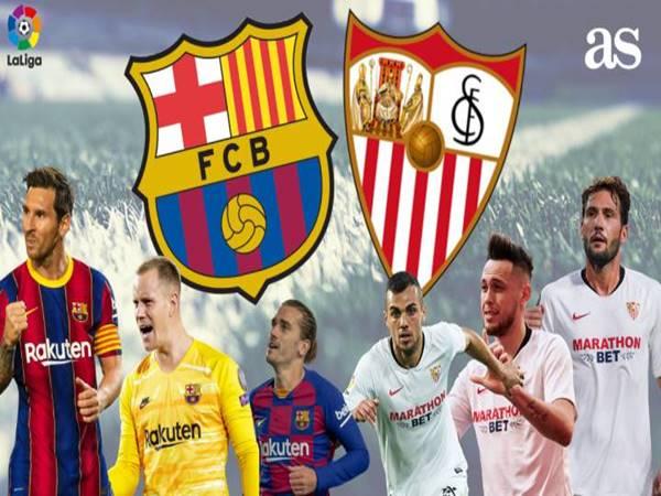 Soi kèo Barcelona vs Sevilla, 03h00 ngày 04/3
