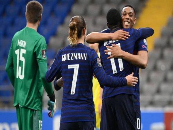 Soi kèo Bosnia vs Pháp, 01h45 ngày 1/4 - VL World Cup 2022