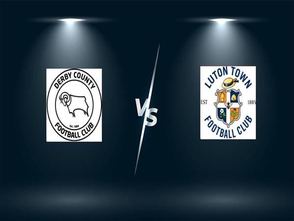 Nhận định bóng đá Derby County vs Luton Town, 21h00 ngày 02/04