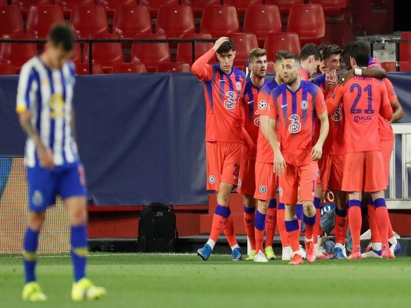 Soi kèo Chelsea vs Porto, 02h00 ngày 14/4 - Cup C1 Châu Âu