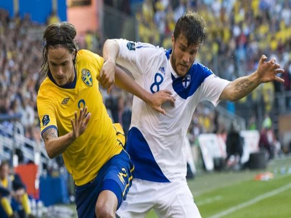 soi kèo Thụy Điển vs Phần Lan