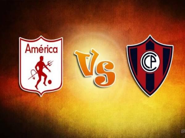 Soi kèo America de Cali vs Cerro Porteno, 7h30 ngày 26/5