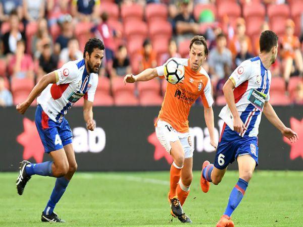 Nhận định tỷ lệ Newcastle Jets vs Brisbane Roar, 16h05 ngày 21/5