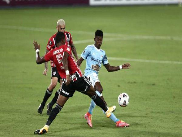 Nhận định, Soi kèo Sao Paulo vs Sporting Cristal, 07h30 ngày 26/5