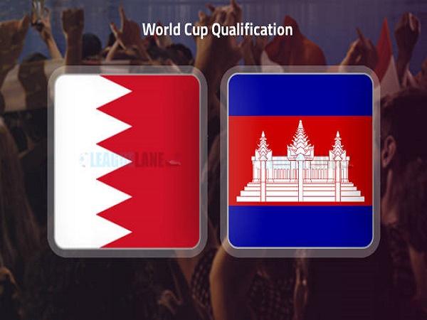 Nhận định Bahrain vs Cambodia – 23h30 03/06, VLWC KV Châu Á
