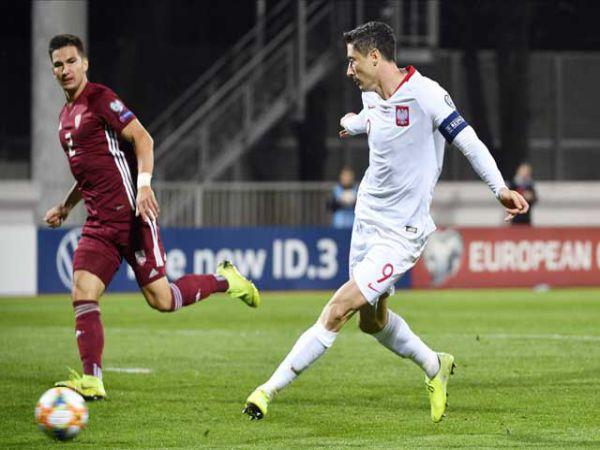 Nhận định tỷ lệ Ba Lan vs Slovakia, 23h00 ngày 14/6 - Euro 2021