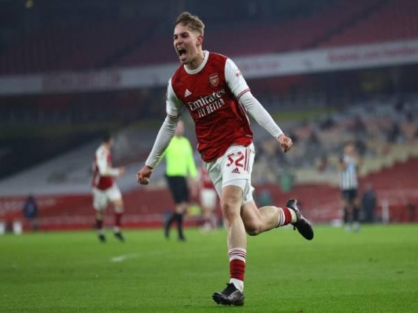 Tin bóng đá thế giới 3/6: Smith Rowe định đoạt số phận ở Arsenal