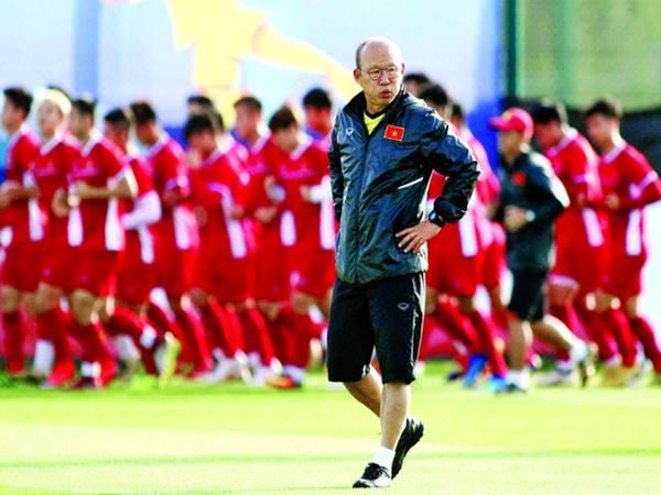 Tin thể thao 12/7: Thầy Park dự kiến trở lại Việt Nam giữa tháng 8