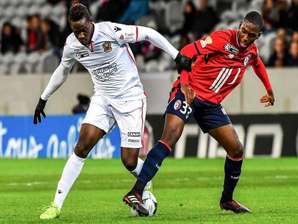 Dự đoán kèo Châu Á Lille vs Nice (22h00 ngày 14/8)