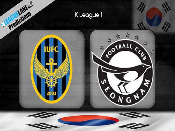 Nhận định Incheon United vs Seongnam FC – 17h00 18/08, VĐQG Hàn Quốc