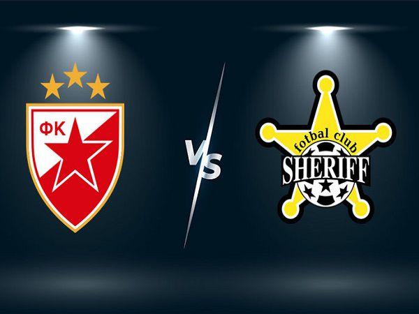 Soi kèo Crvena Zvezda vs Sheriff Tiraspol – 02h00 04/08/2021, Cúp C1 Châu Âu