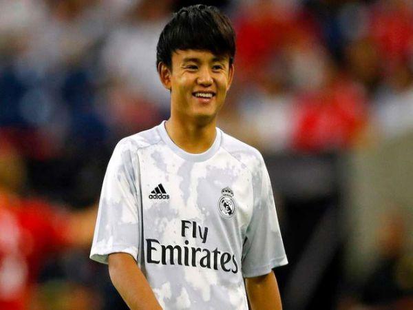 Tin thể thao trưa 4/8: Kubo chưa có cơ hội ở Real Madrid